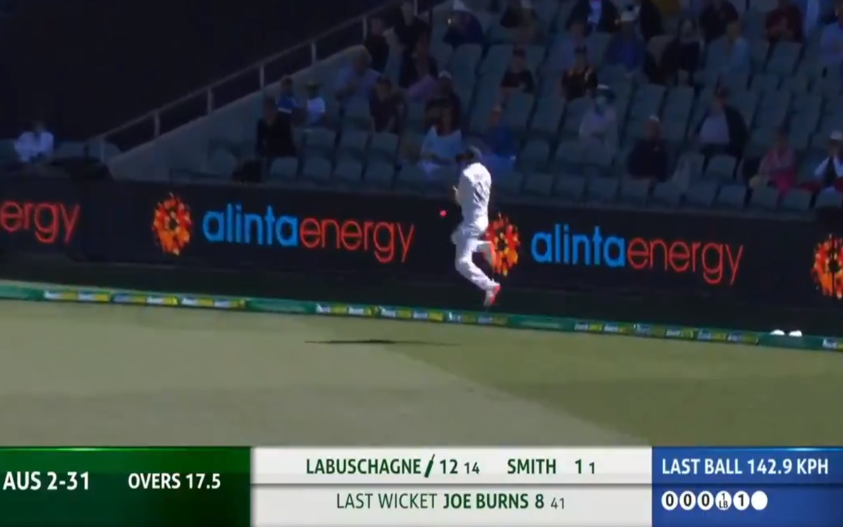 India vs Australia 1st Test Day 2 jasprit bumrah drops marnus labuschagne catch