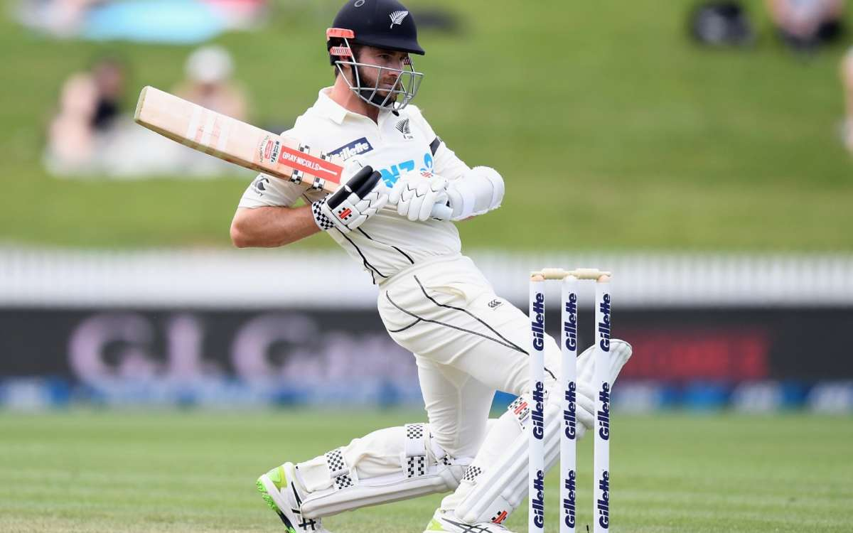 kane williamson out from second test against west indies due to paternity leave kane williamson out