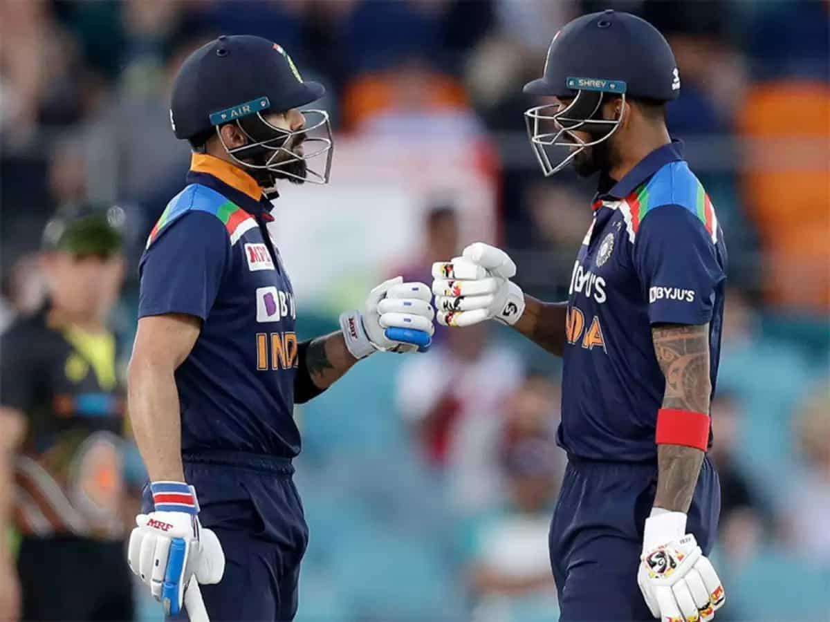 image for cricket virat kohli and kl rahul icc t20i rankings
