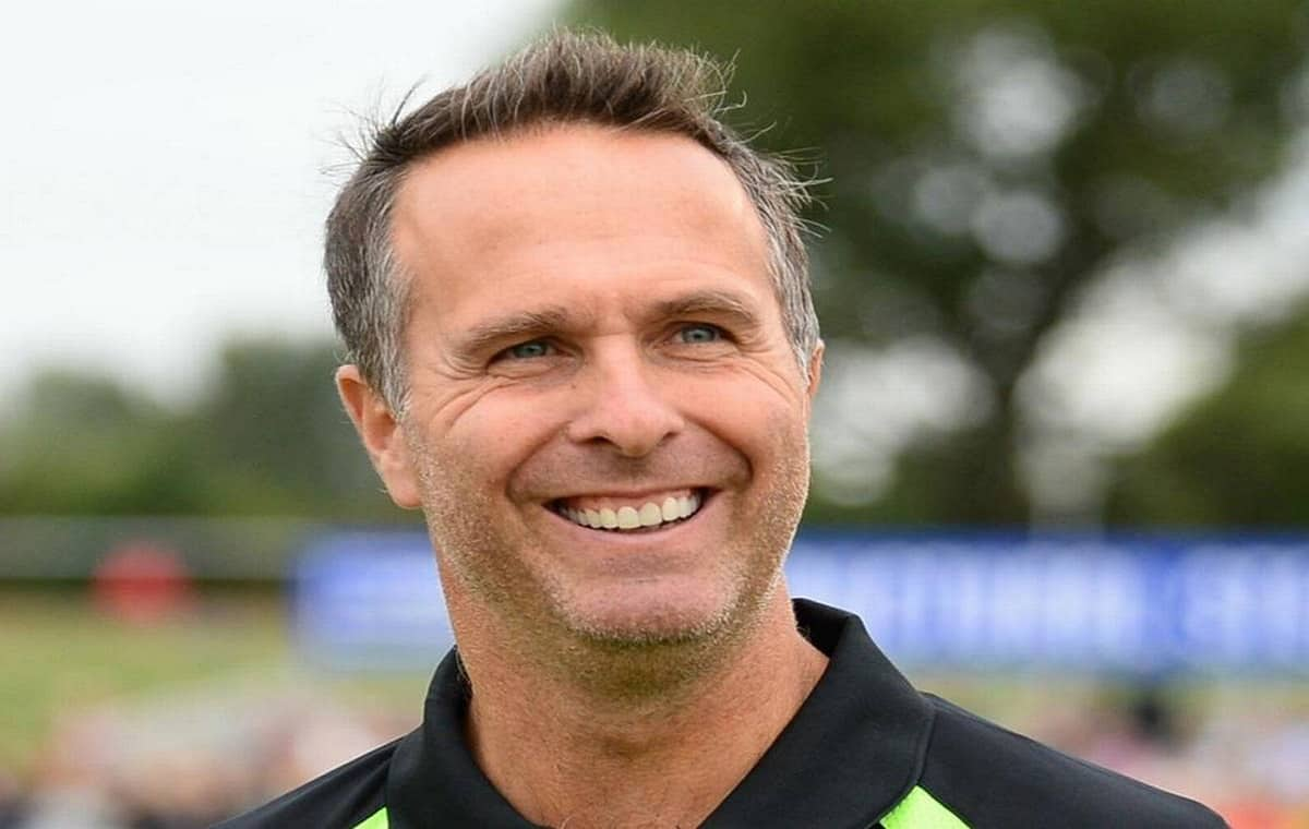 Image of Cricketer Michael Vaughan