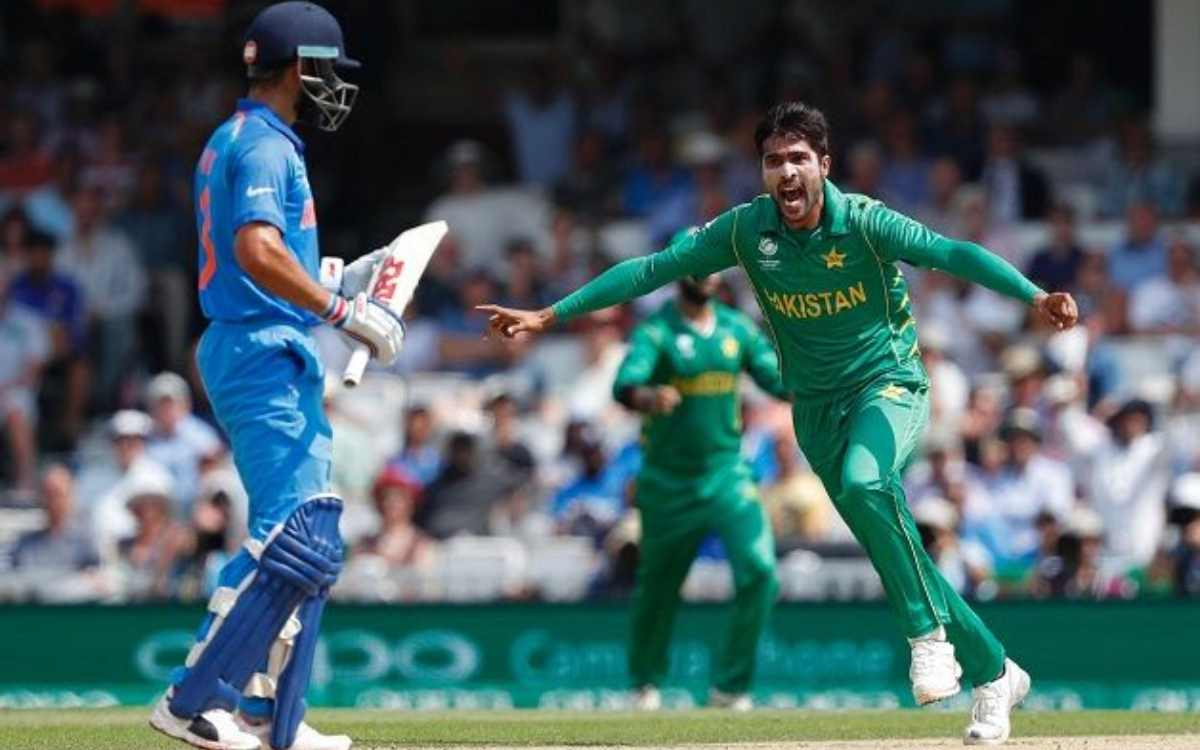 mohammad amir reveals how he dismissed virat kohli and rohit sharma in champions trophy 2017