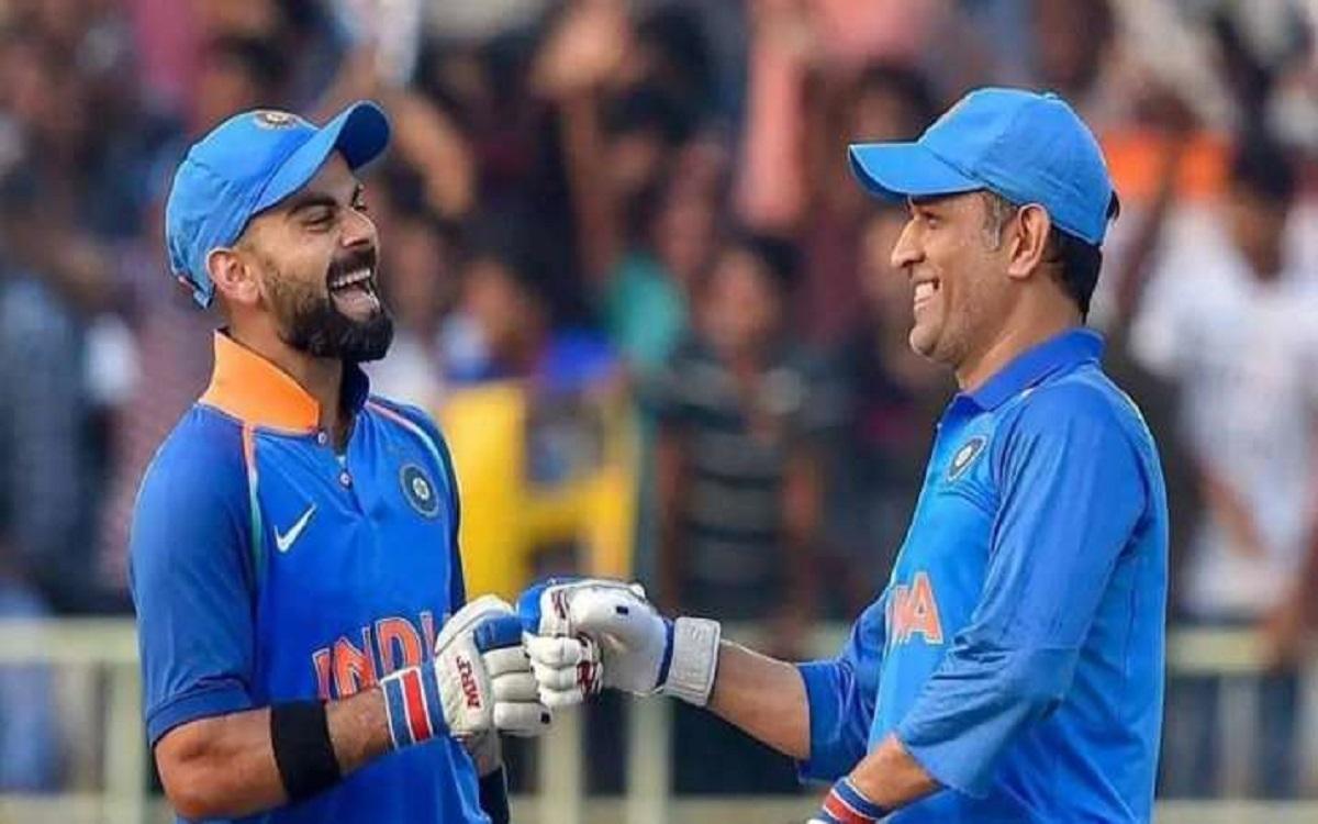 ms dhoni virat kohli rohit sharma jasprit bumrah got place in ICC ODI Team of the decade watch compl