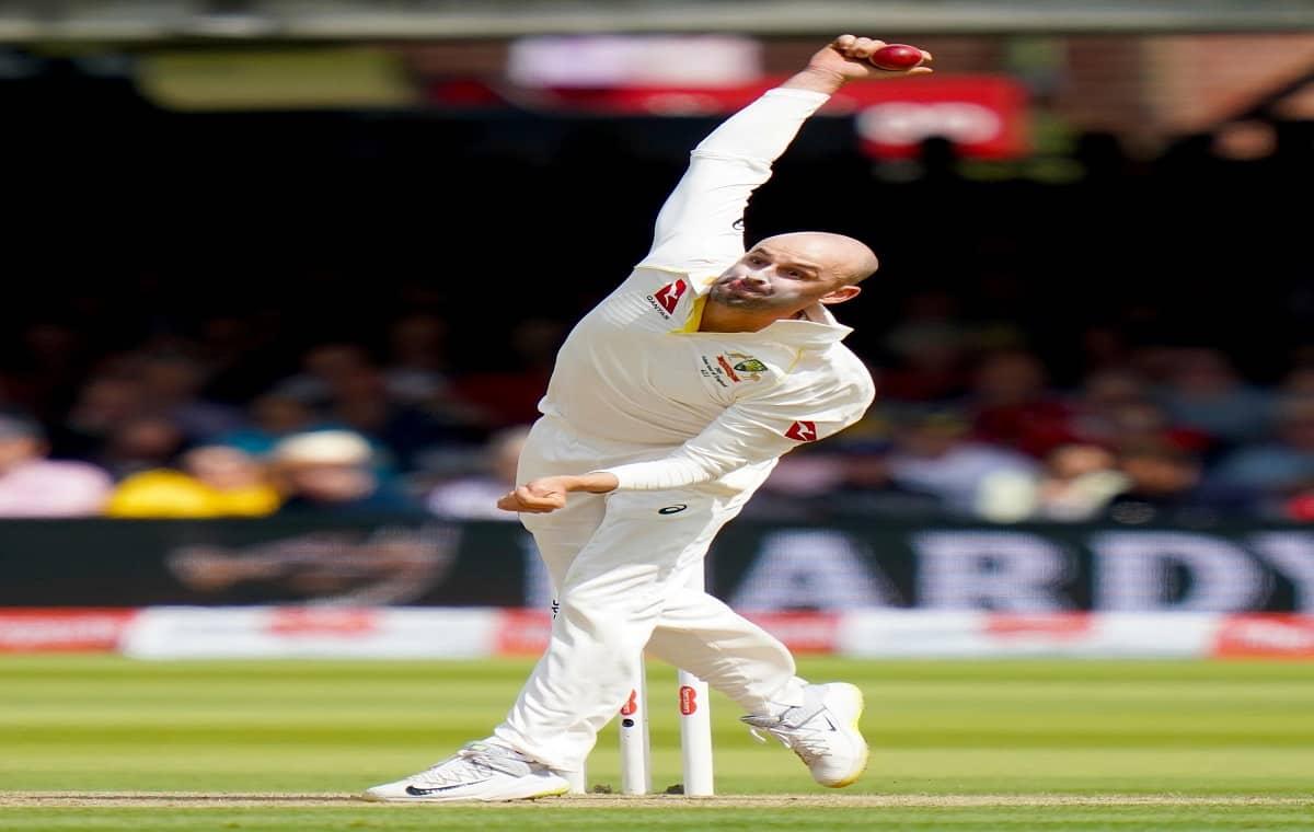 Image of Cricket Nathan Lyon