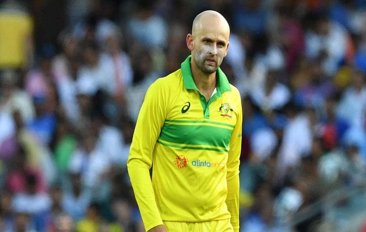 Image of Australian Cricketer Nathan Lyon