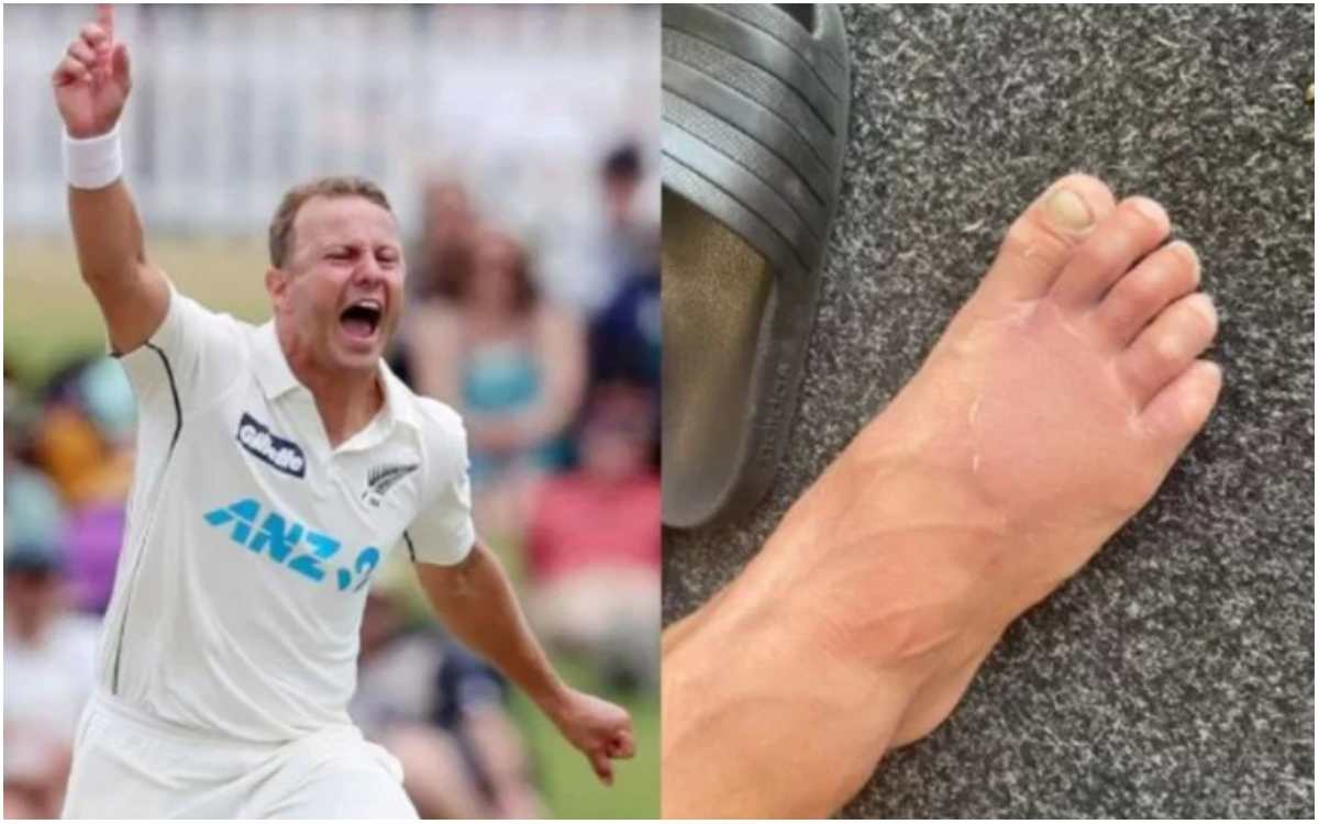 neil wagner was going off and having injections says nz captain kane williamson