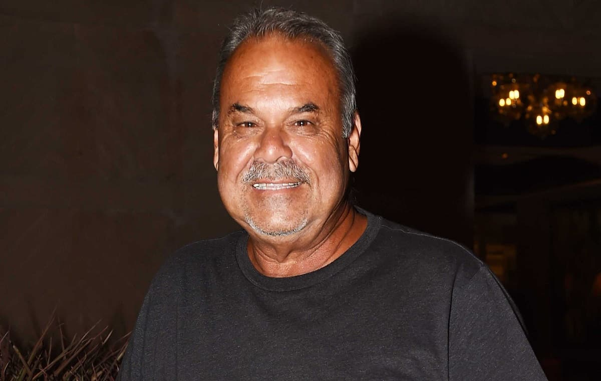 Image of Cricketer Dave Whatmore
