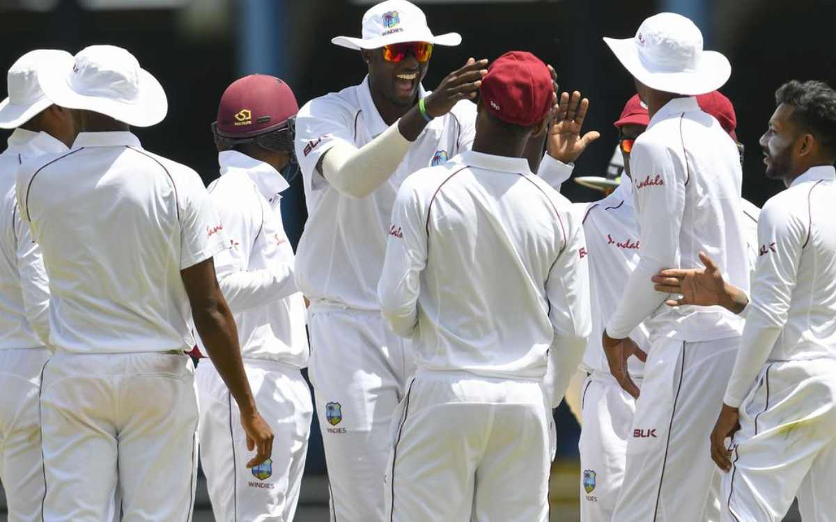 new zealand vs west indies  jason holder says If players can travel and quarantine why cant umpires