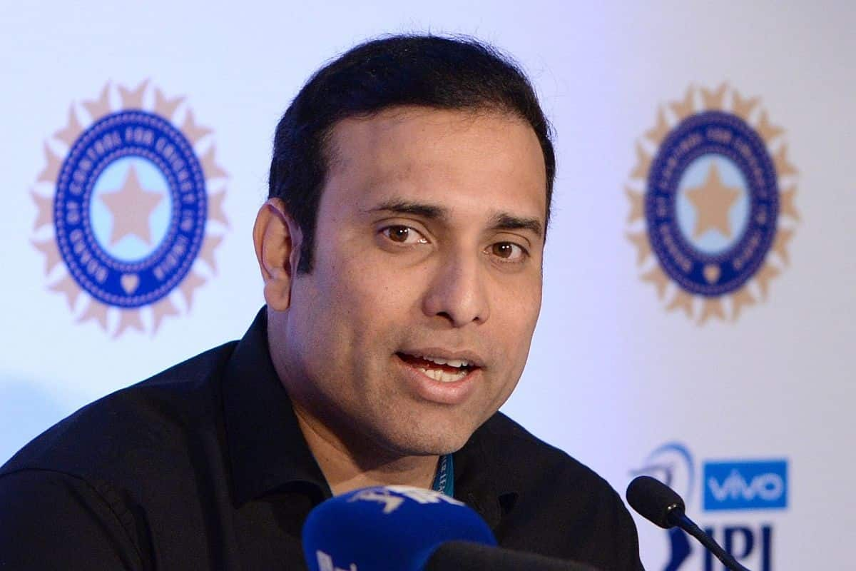 Image of Indian Cricketer VVS Laxman