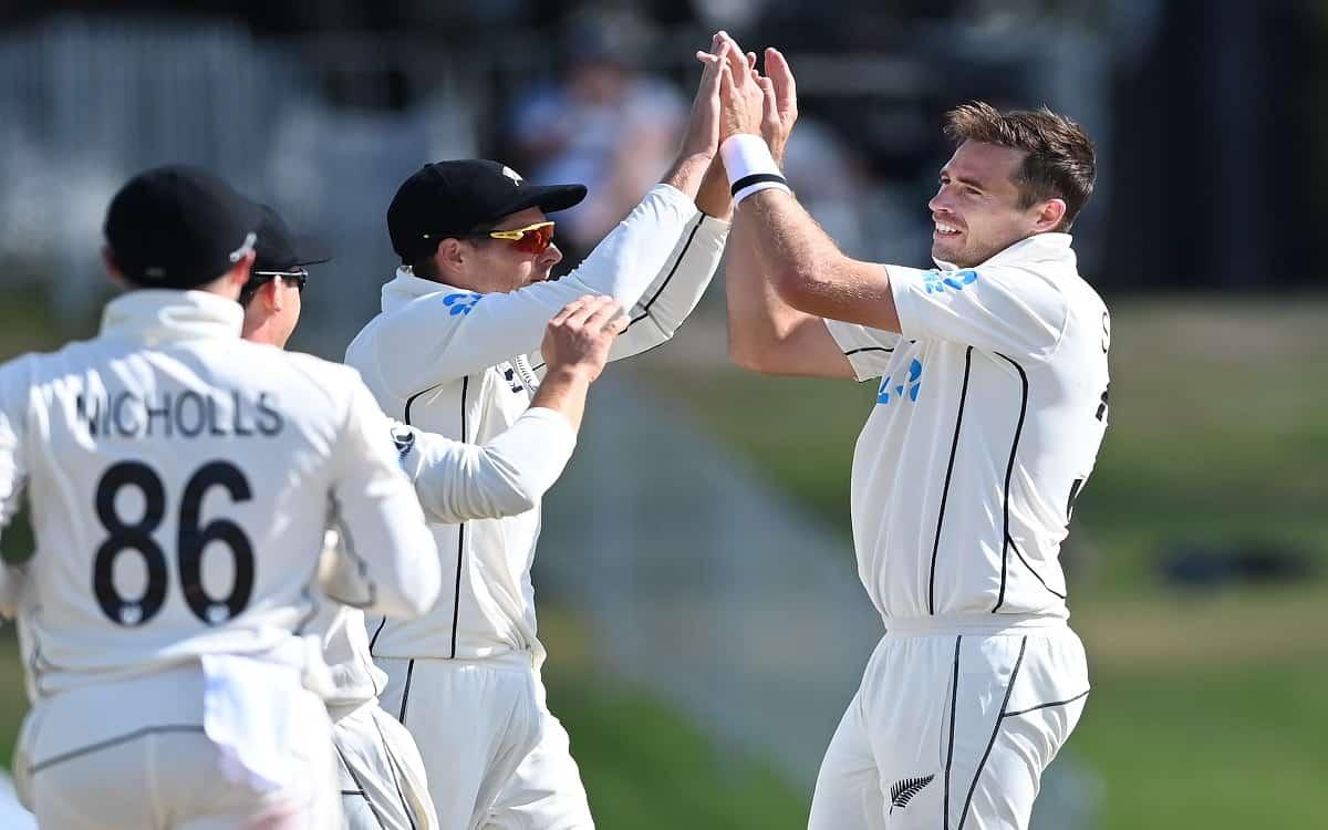 Image of Cricket New Zealand Cricket Team