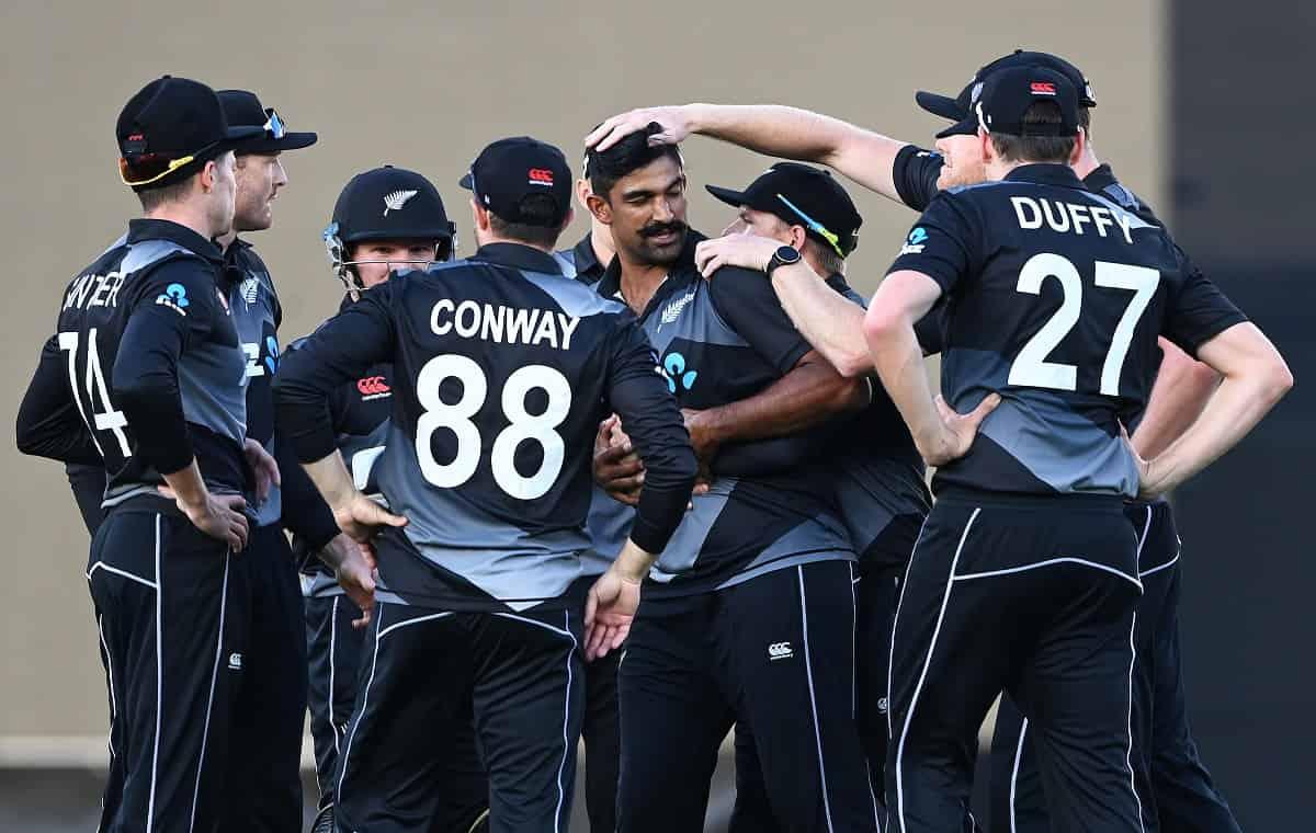 Image of Newzealand Cricket Team