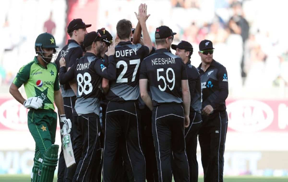 Image of New Zealand Cricket Team