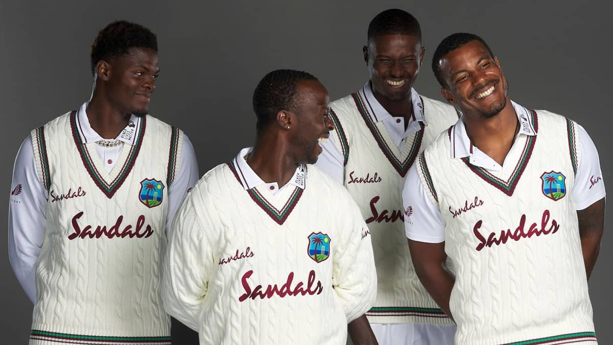 image for cricket west indies test team