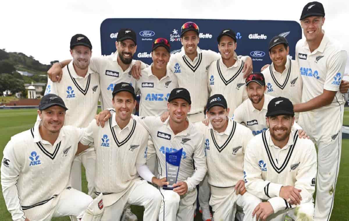 Image of New Zealand Cricket Team