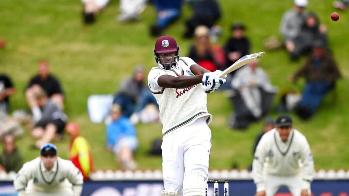 Image of Cricketer Jason Holder