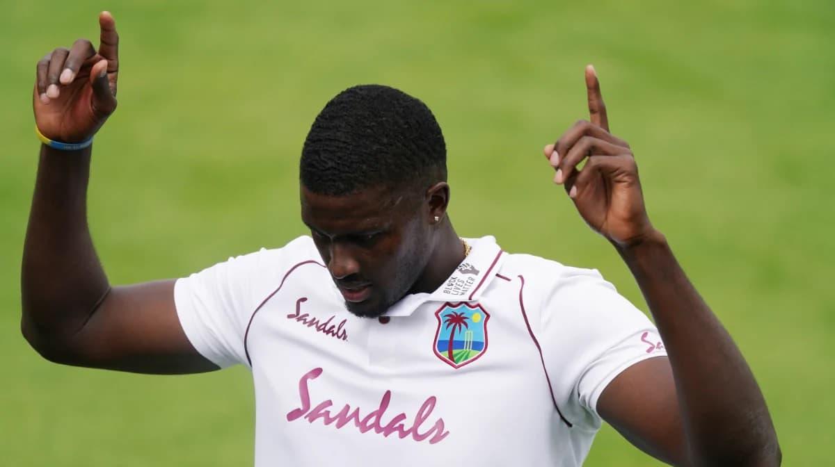 image for cricket west indies captain jason holder