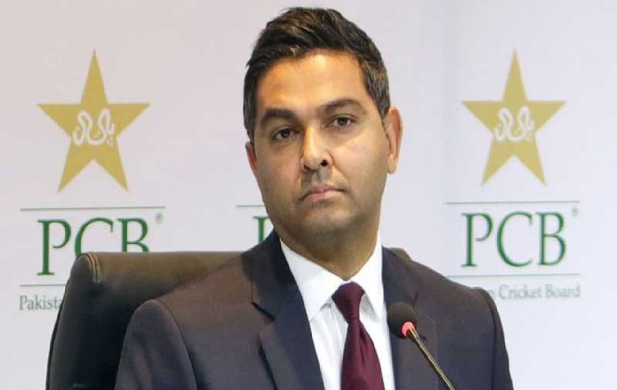Image of Criket PCB CEO Wasim Khan