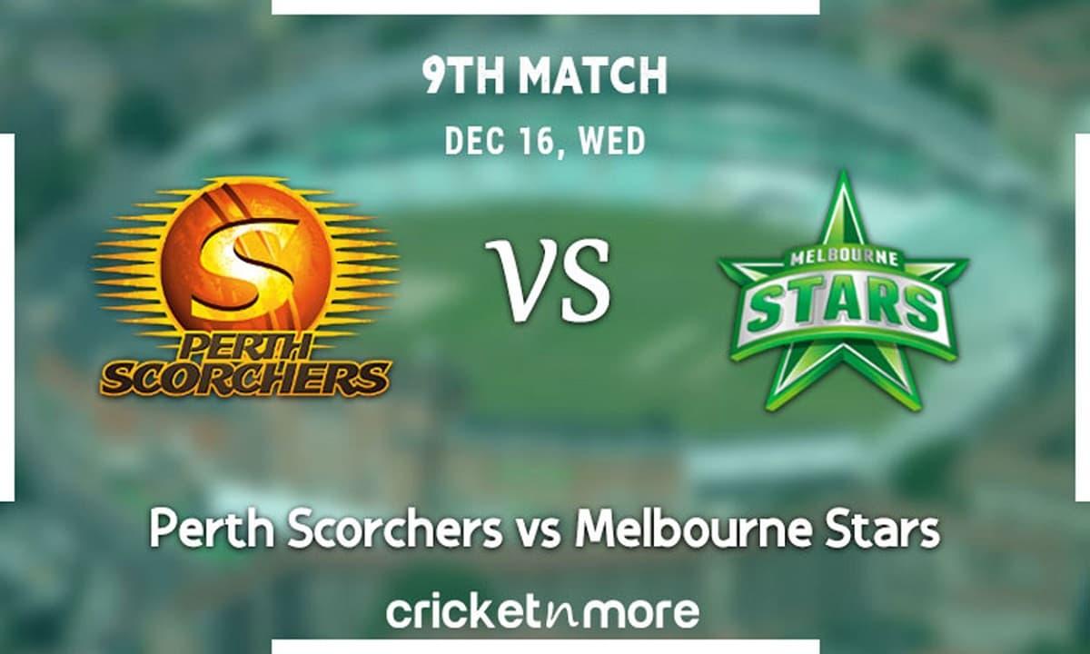 image for cricket perth scorchers vs Melbourne Stars BBL 10