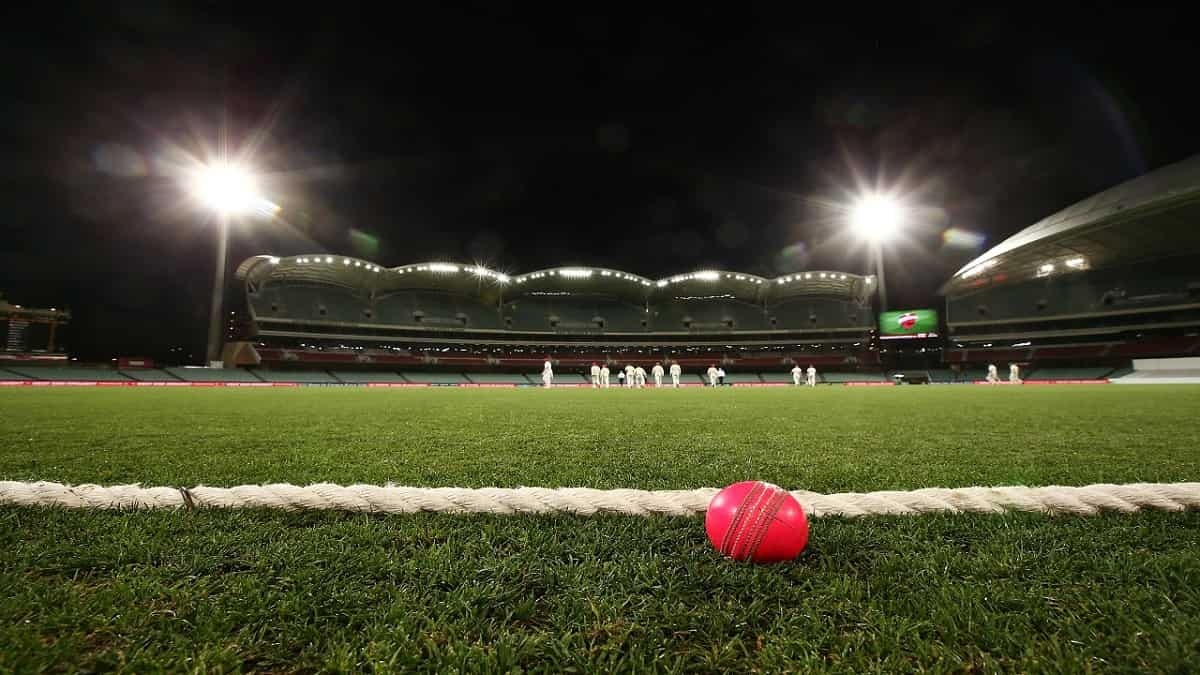 image for cricket pink ball test match history