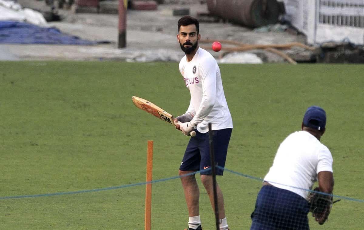 Image of Cricketer Virat Kohli