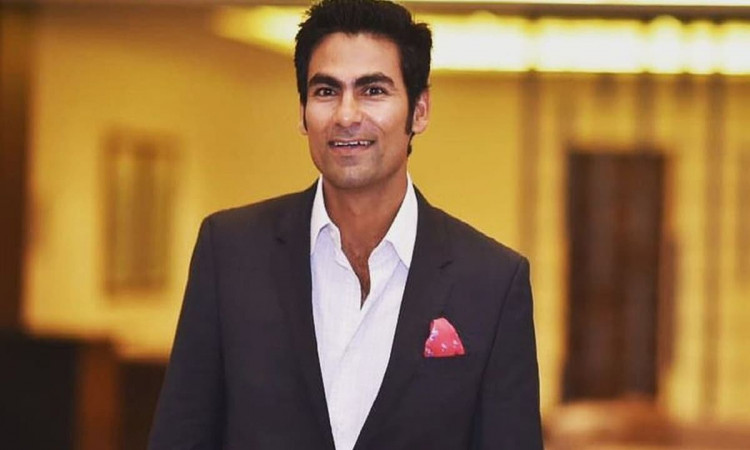 Image of Cricketer Mohammad Kaif