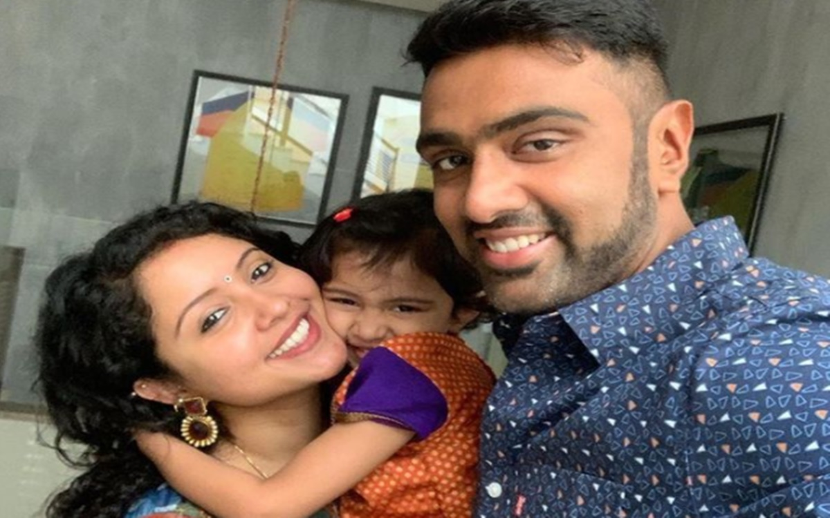 cricket images for ashwin wife says I have never seen him this happy and satisfied