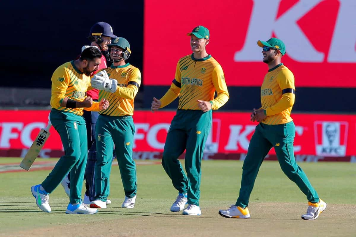 image for cricket match postponed after sa player tests positive