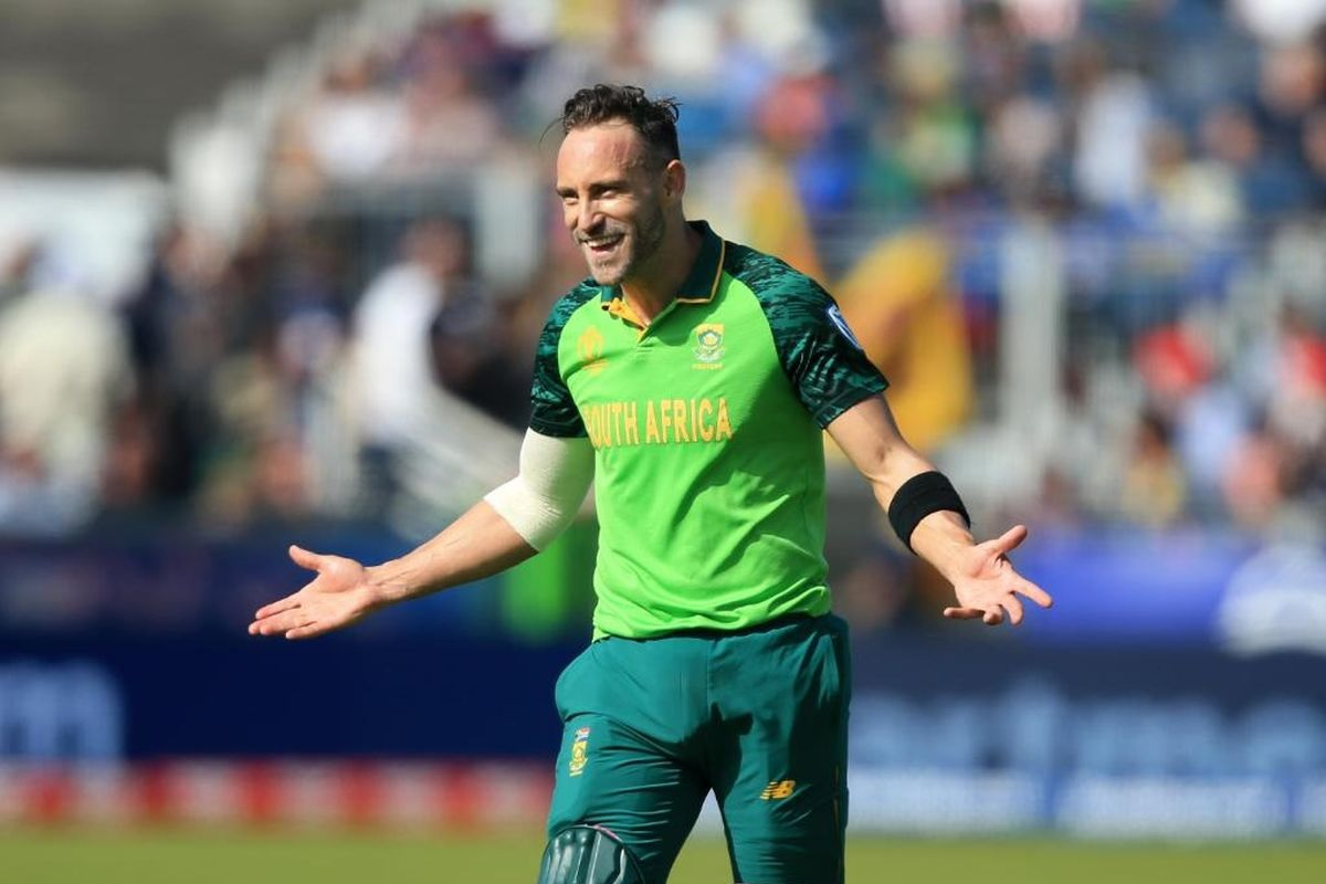 image for cricket du Plessis Rested For ODI Series