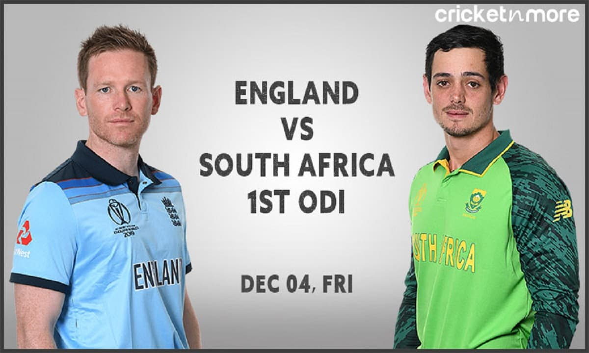 image for cricket South Africa VS England 1st ODI Fantasy XI Tips