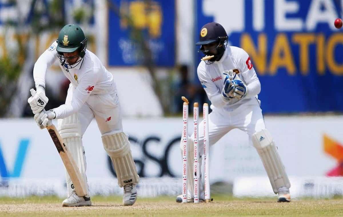 Image of Cricket Match Sri Lanka vs South Africa