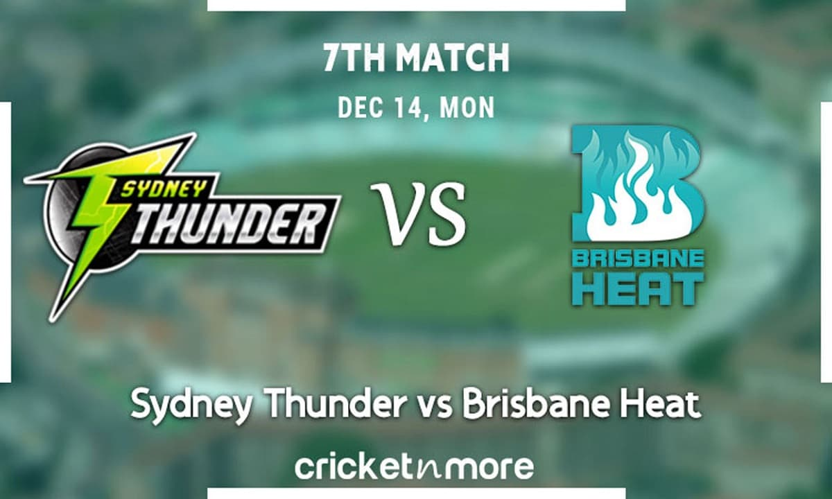 image for cricket sydney thunder vs brisbane heat fantasy xi