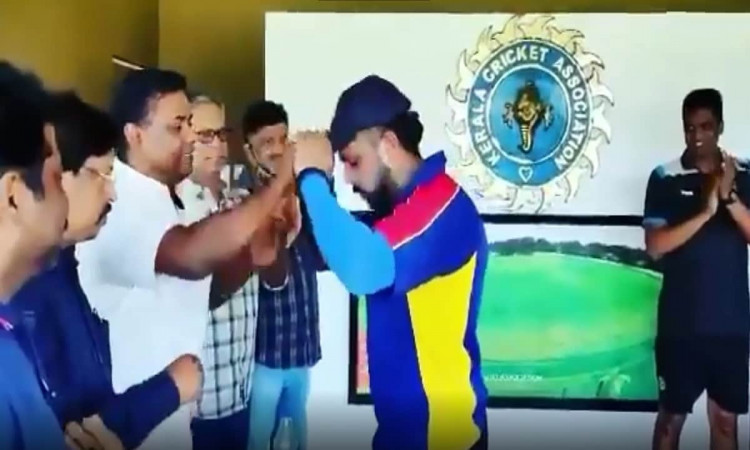Image of Cricketer Sree Santh will Play Syed Mushtaq Ali Trophy in Kerala Team