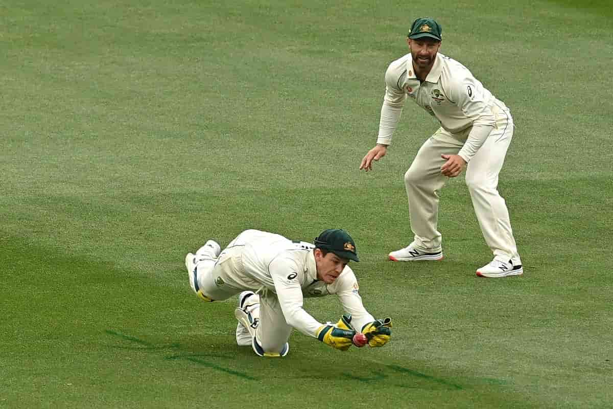 Image of Cricketer Tim Paine