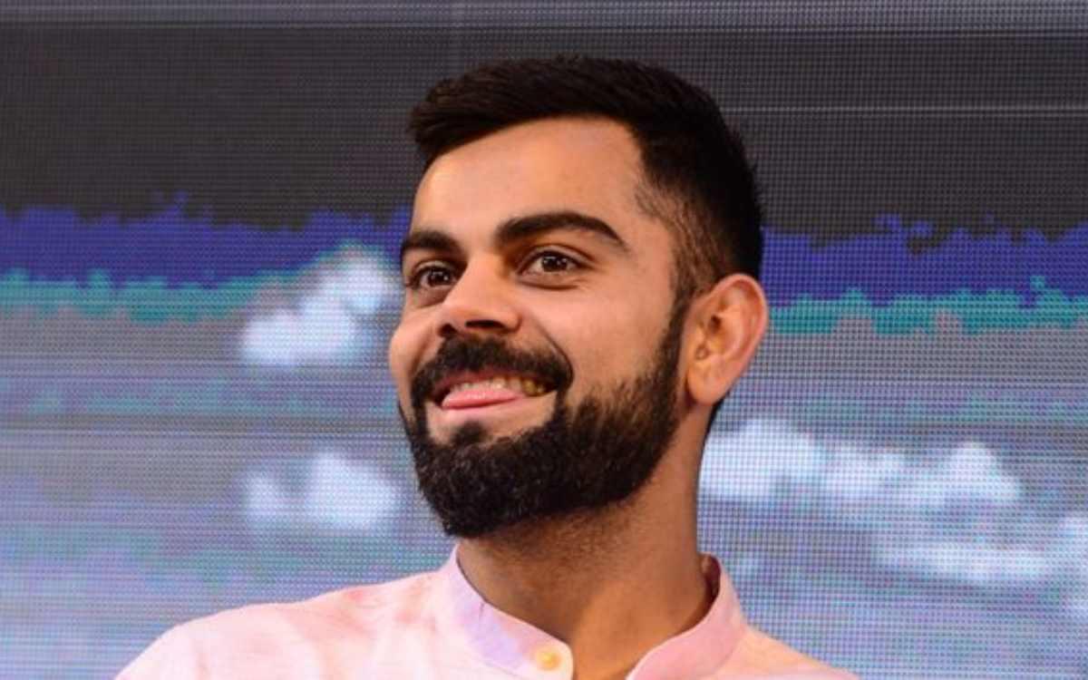 virat kohli reaction on melbourne boxing day one between india and australia