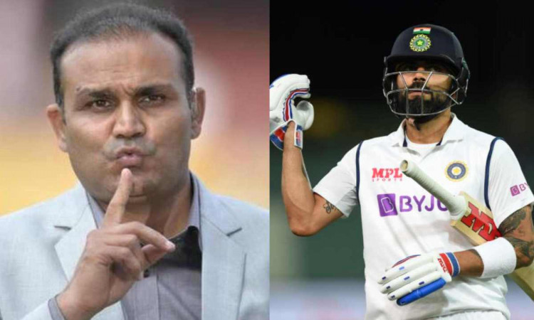 virender sehwag reaction on indian team loss against australia at adelaide pink ball test