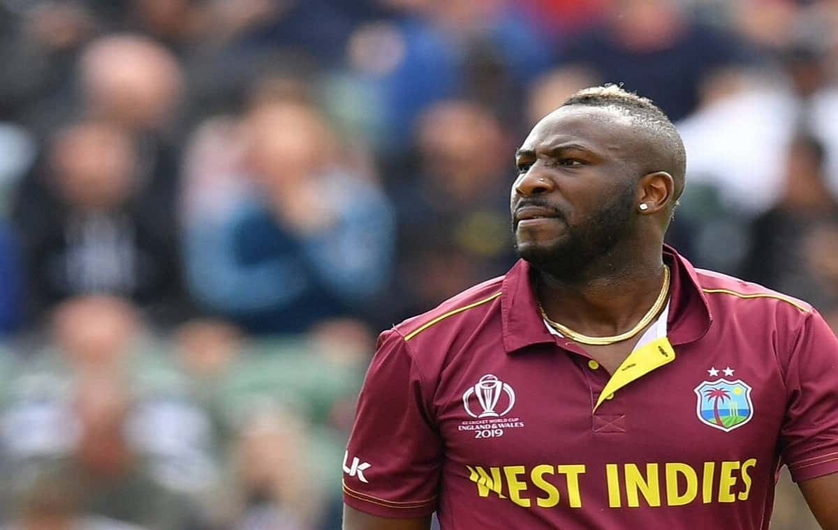 Image of Cricketer Andre Russell