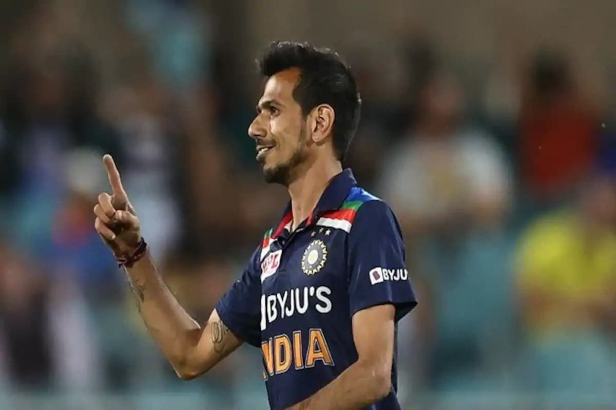 Image of Indian Cricketer Yuzvendra Chahal