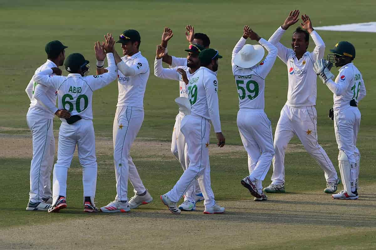 Cricket Image for 1st Test: Pakistan Beat South Africa By 7 Wickets, Take Lead 1-0