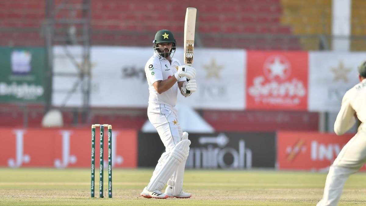 Cricket Image for 1st Test: Pakistan's Azhar, Fawad Stand Firm Against South Africa