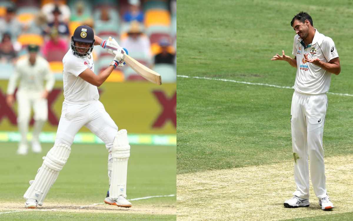 Cricket Image for शुभमन ने लगाया मिचेल स्टार्क के टेस्ट करियर पर ना मिटने वाला दाग़, ऑस्ट्रेलियाई गे