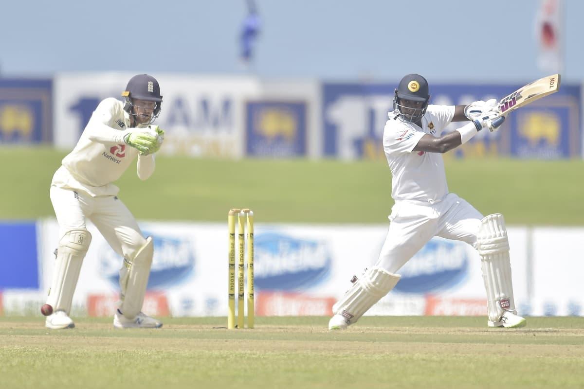 Cricket Image for 2nd Test: Sri Lanka Score 229/4 On Day One Against England