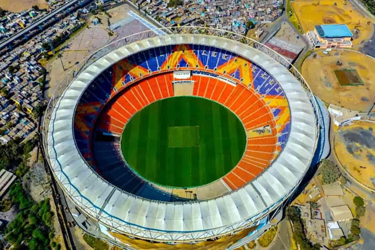A glimpse of World's Biggest Motera Cricket Stadium, Watch Video