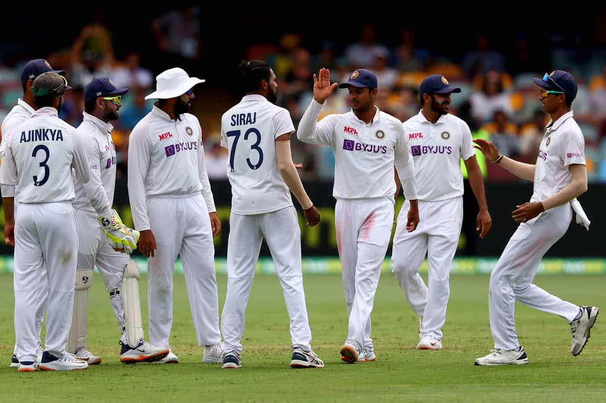 AUS vs IND: India Need 324 runs to win the Brisbane Test