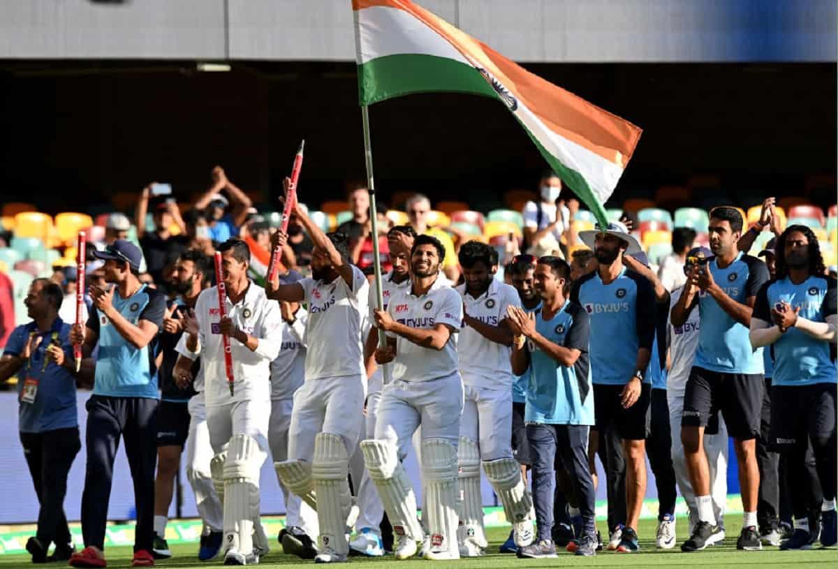 AUS vs IND: India beat Australia by 3 wicket in Brisbane Test
