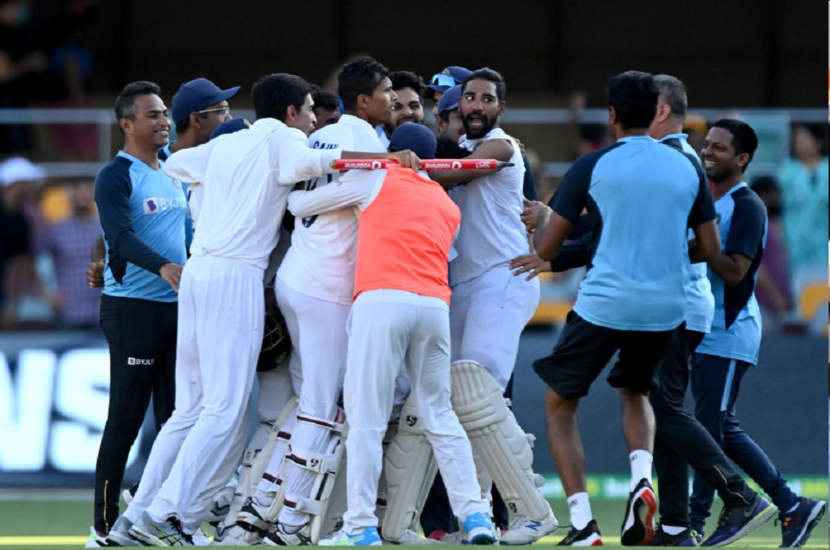AUS vs IND: India makes a history as repeat this incident after 5 year in Test