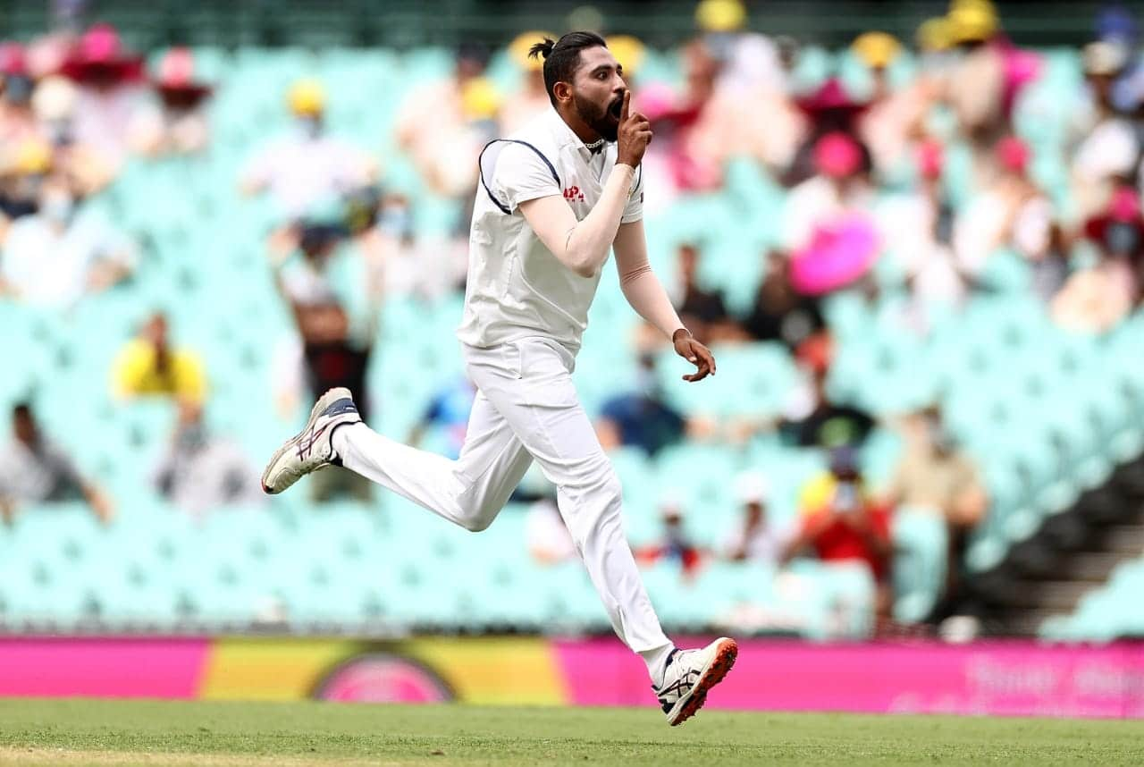 AUS vs IND: Mohammed Siraj reveals how he improved his outswingers