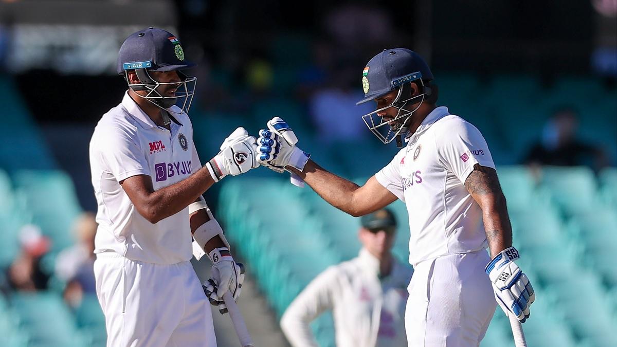 AUS vs IND: Sydney Tests ends at Draw, Pant, Vihari and Ashwin Shines