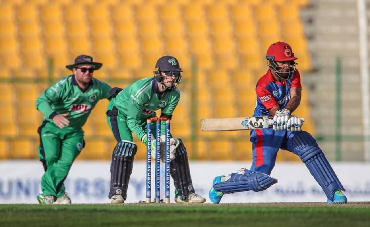 Afghanistan beat Ireland by 7 wickets to seal the one day series