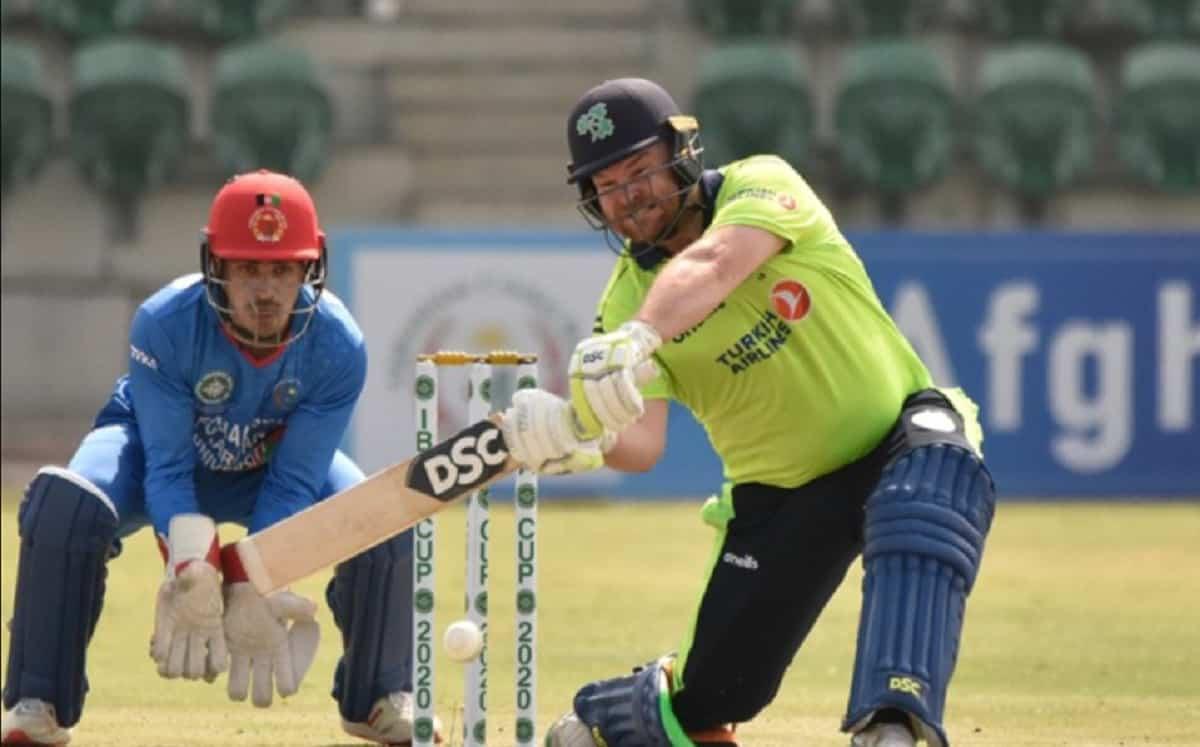 Afghanistan-Ireland ODI series rescheduled due to delayed visas