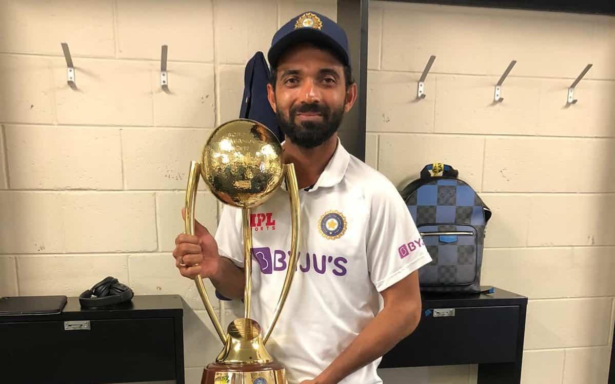 felt better captain because everyone contributed says Ajinkya Rahane