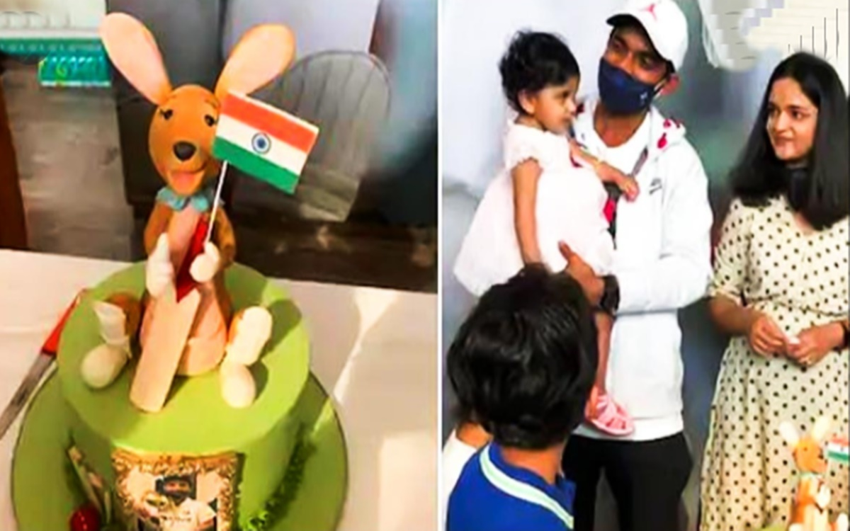 Cricket Image for Ajinkya Rahane Talks About Why He Refused To Cut A Cake With Kangaroo On It